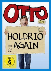 Cover Otto - Holdrio Again - Live [DVD]